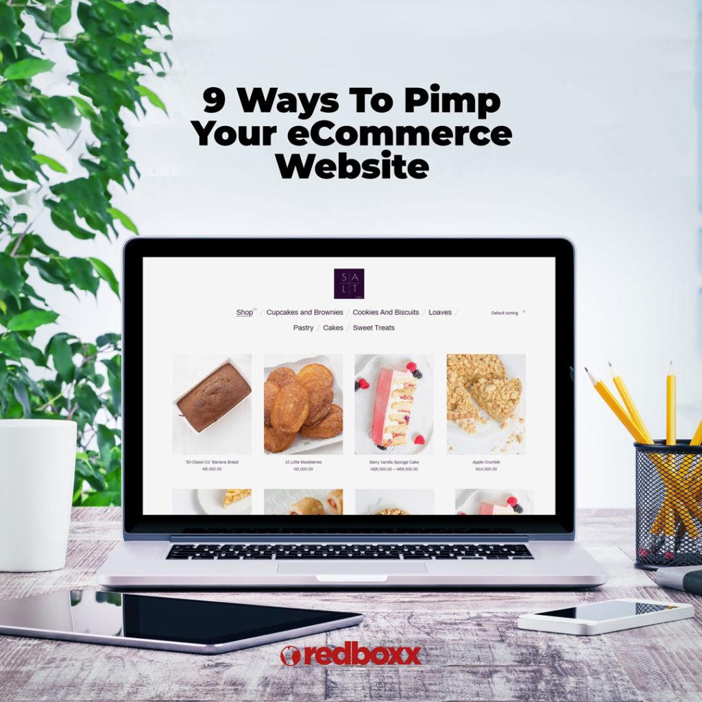 Improve eCommerce Websites