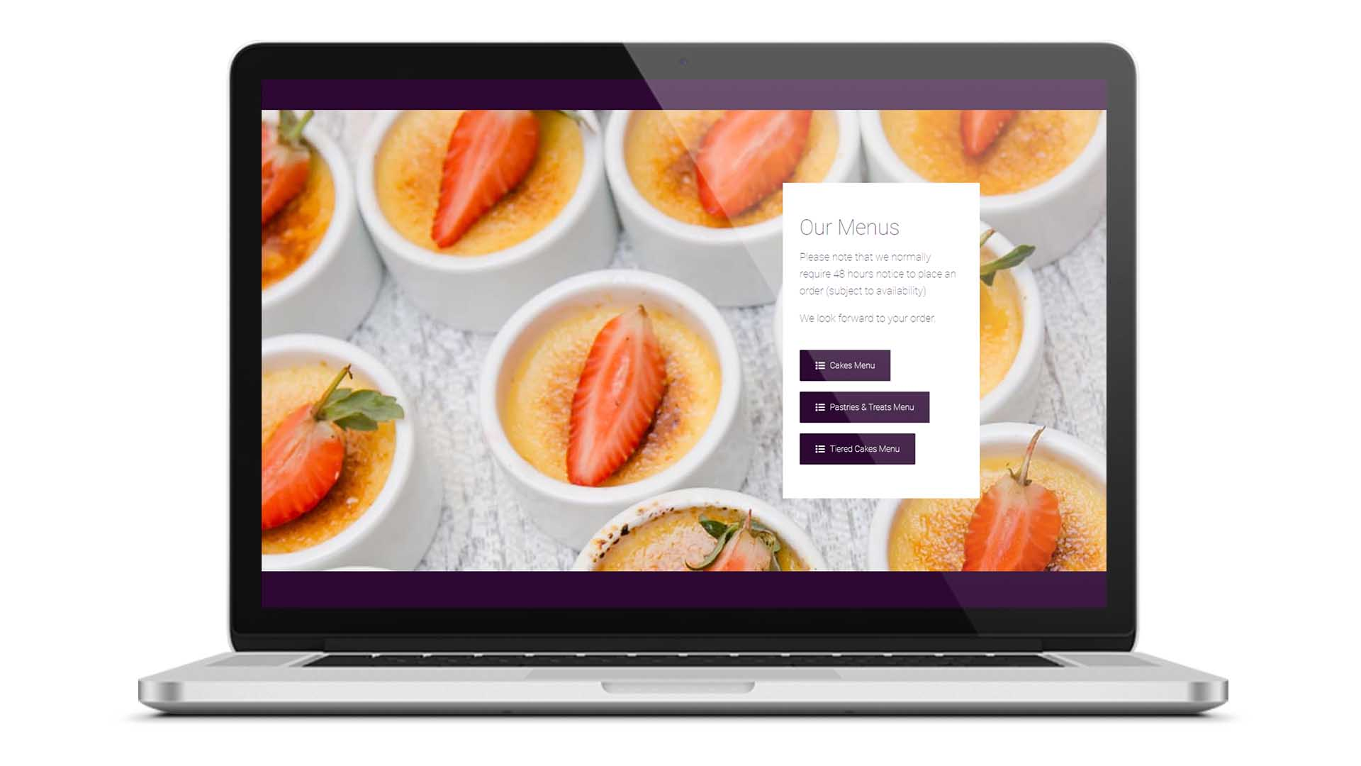 Website Design, Development & Management for Salt Lagos
