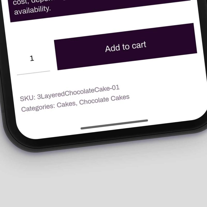 eCommerce Add To Cart Feature on SaltLagos.com